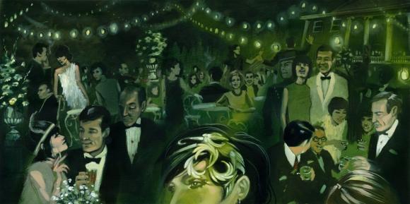 el-gran-Gatsby Sexto Piso